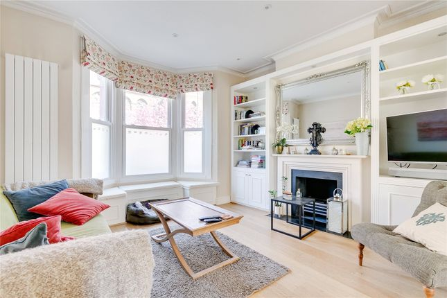 Thumbnail Terraced house for sale in Normand Gardens, Greyhound Road