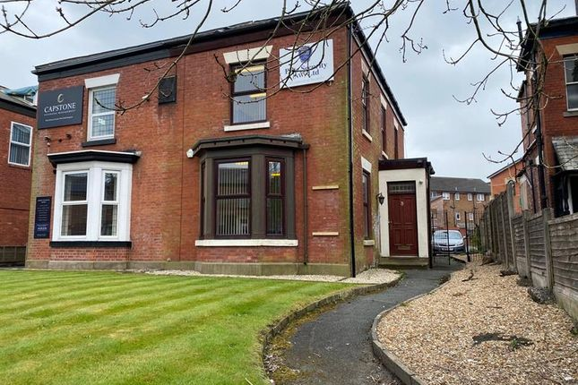 Thumbnail Office to let in Kirkhall Place, 71 Chorley Old Road, Bolton