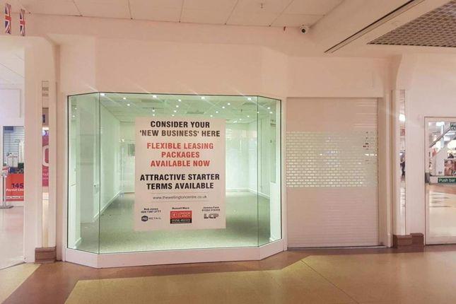 Thumbnail Retail premises to let in Unit 10, Wellington Centre, Aldershot