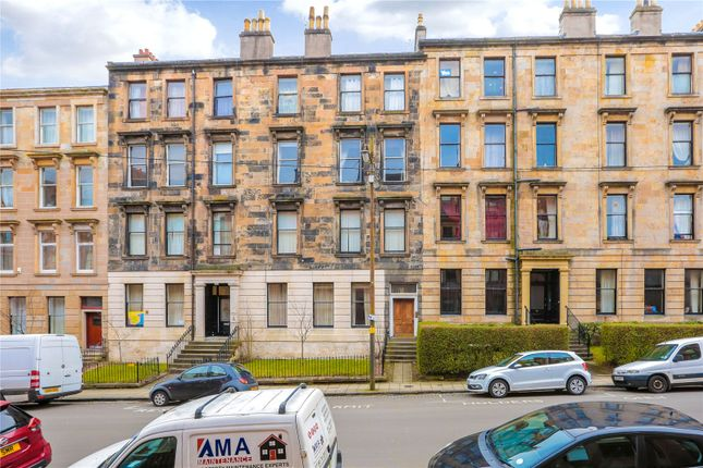 Thumbnail Flat to rent in 2/1, 31 Kersland Street, Glasgow, Lanarkshire