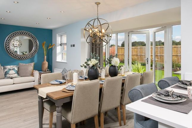 "4 bed detached house for sale in ""Bradgate"" at Harland Way, Cottingham HU16"