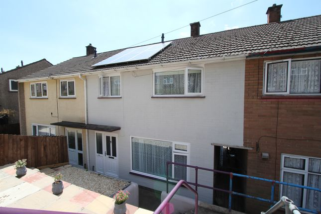 Thumbnail Terraced house for sale in Holly Road, Risca, Newport