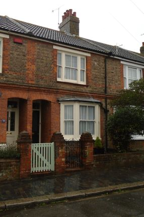 Thumbnail Terraced house to rent in High Street Tarring, Worthing