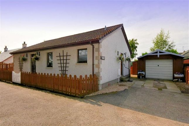 Thumbnail Bungalow for sale in Grant Road, Grantown-On-Spey