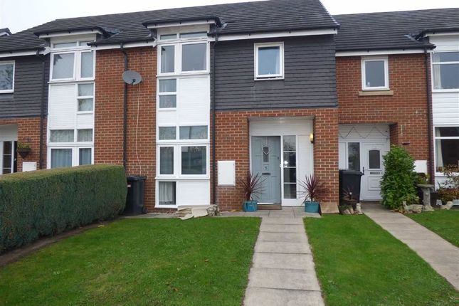 Thumbnail Terraced house for sale in Poppy Close, Weston, Crewe