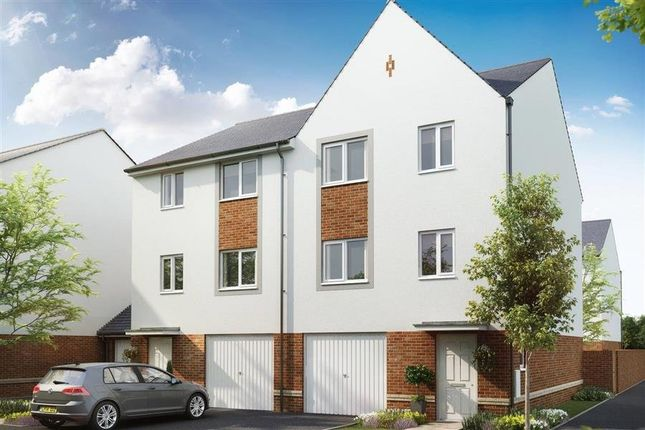 Thumbnail Detached house for sale in Plot 200, Oakham, Hele Park