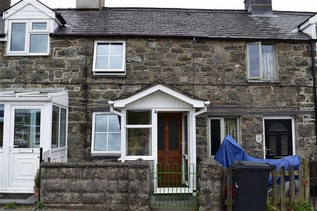 Thumbnail Cottage to rent in 4, The Terrace, Cwmllinau, Machynlleth, Powys
