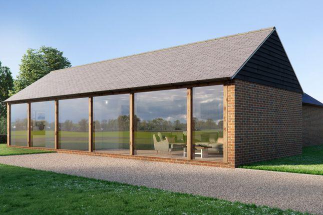 Thumbnail Barn conversion for sale in Newton, Sudbury, Suffolk