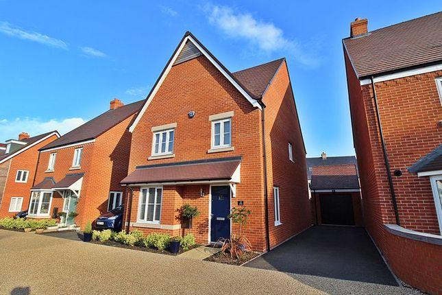 Thumbnail Detached house for sale in Darwin Drive, Biggleswade