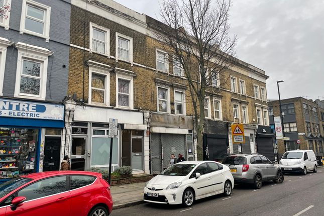Thumbnail Flat to rent in Hornsey Road, Islington