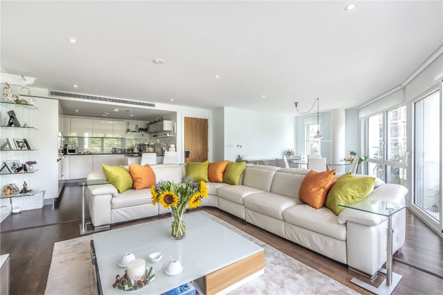 Thumbnail Flat for sale in Henry Mccaughly Avenue, Kingston Upon Thames
