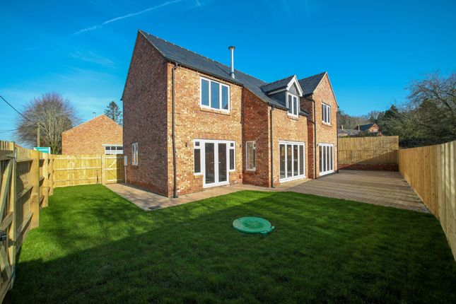 Thumbnail Detached house for sale in High Street, Yelvertoft, Northampton