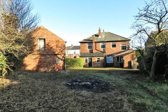 Rear External of Thorpe Road, Easington Village, County Durham SR8