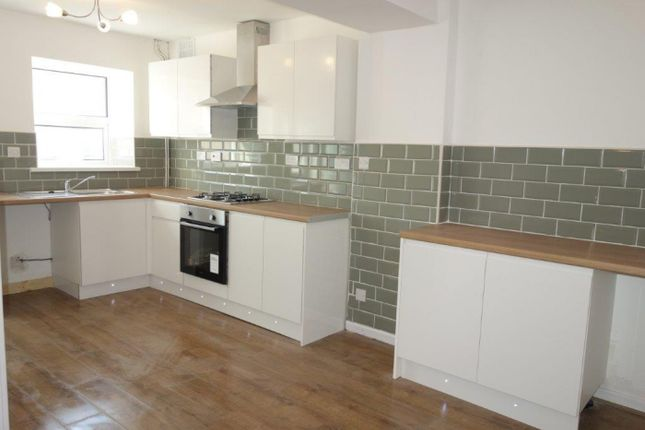 Thumbnail End terrace house to rent in Deri Terrace, Pontygwaith