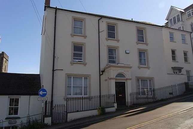 Thumbnail Flat to rent in Bridge Street, Bideford