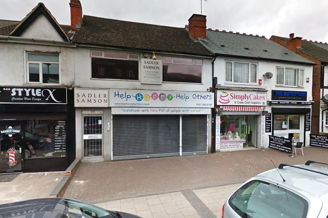 Thumbnail Retail premises to let in Kingsley Court, Church Road, Yardley, Birmingham