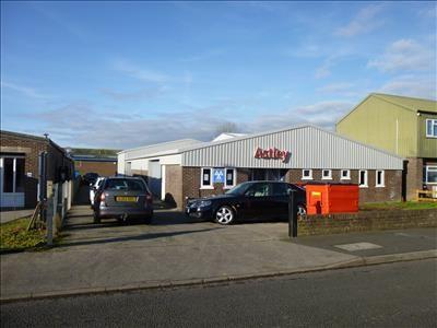 Thumbnail Light industrial for sale in 32 Garrett Road, Lynx Trading Estate, Yeovil, Somerset