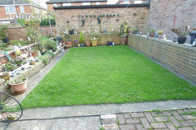 Gardens of Carr House Road, Belle Vue, Doncaster. DN4