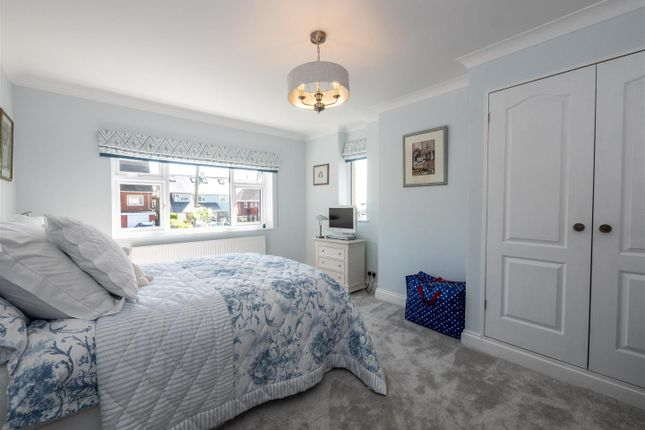 Bedroom of Hill Rise, Seaford BN25
