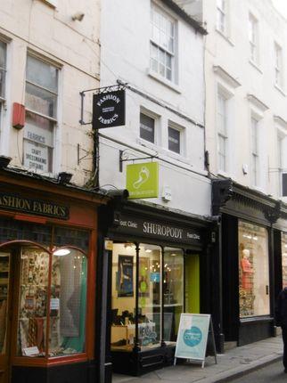 Thumbnail Retail premises for sale in Green Street, Bath