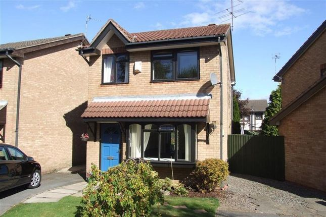Thumbnail Detached house for sale in Beardsley Road, Quorn, Loughborough