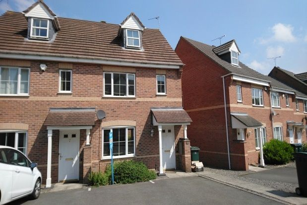 Thumbnail Property to rent in Gillquart Way, Parkside, Coventry