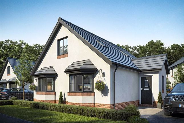 3 bed detached bungalow for sale in Cwrt Dolwerdd, Boncath, Pembrokeshire SA37