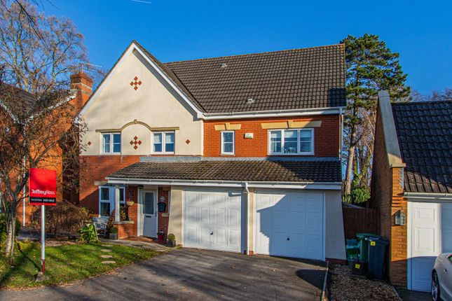Thumbnail Property for sale in Bassetts Field, Thornhill, Cardiff