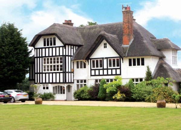Thumbnail Detached house for sale in Redlands, Reading Road, Sherfield-On-Loddon, Hampshire