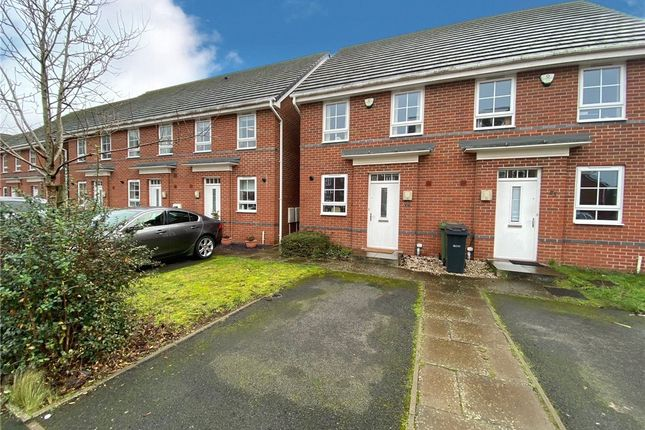 Thumbnail Semi-detached house for sale in Willis Place, Worcester