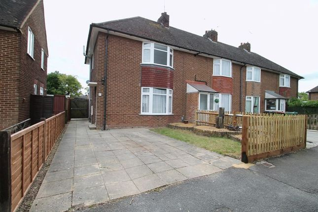 Thumbnail Terraced house to rent in Northfields, Dunstable, Bedfordshire