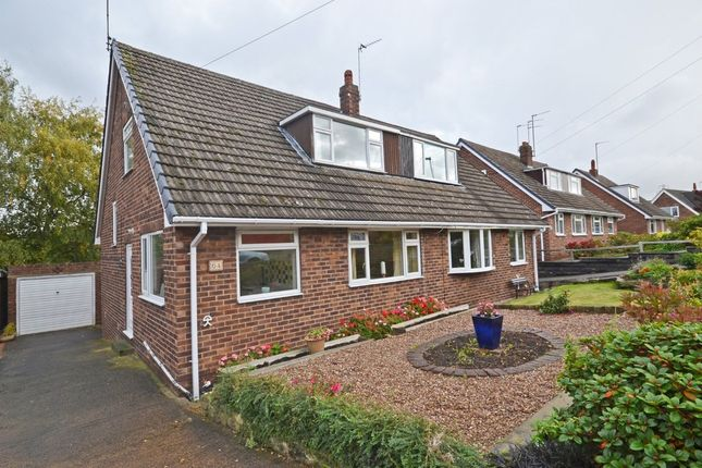 Thumbnail Semi-detached house for sale in Water Lane, Middlestown, Wakefield