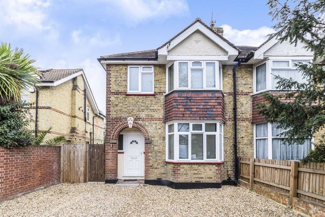 3 bed semi-detached house for sale in Uxbridge Road, Hampton Hill, Hampton TW12