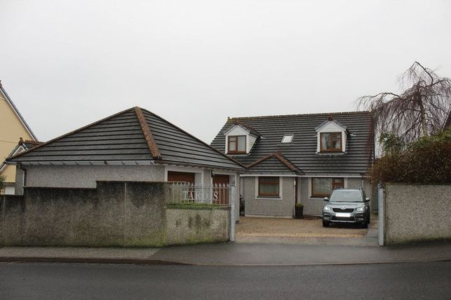 Thumbnail Detached house for sale in Brockstone Road, Boscoppa, St. Austell