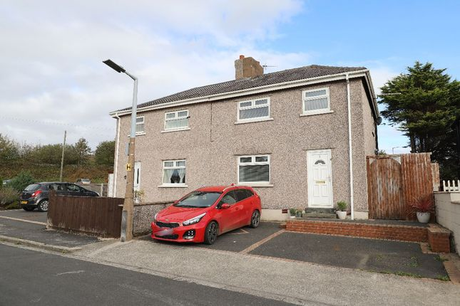 Thumbnail Semi-detached house for sale in Londonderry Road, Heysham, Morecambe
