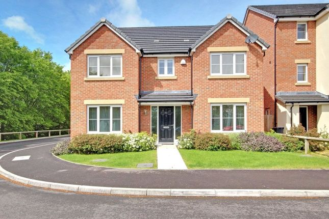 Thumbnail 4 bed detached house to rent in Calliope Crescent, Upper Stratton, Swindon, Wiltshire