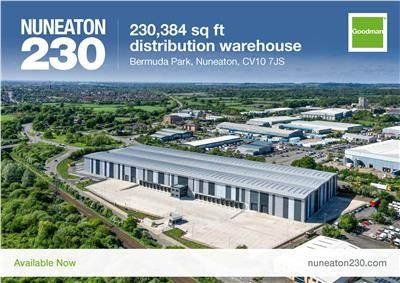 Thumbnail Light industrial to let in Nuneaton 230, St Georges Way, Nuneaton, Warwickshire