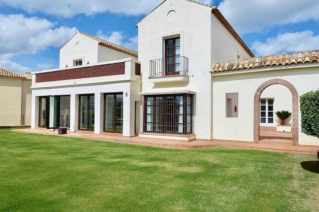 Villa for sale in 4 Bedroom Villa, Los Cortijos De La Reserva, Andalucia, Spain