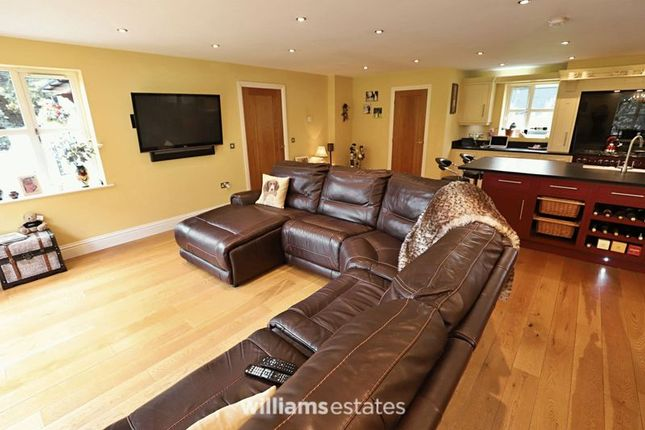 Lounge of Cilcain Road, Pantymwyn, Mold CH7