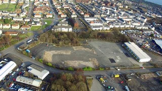 Thumbnail Land for sale in Denburn Road, Kirkcaldy