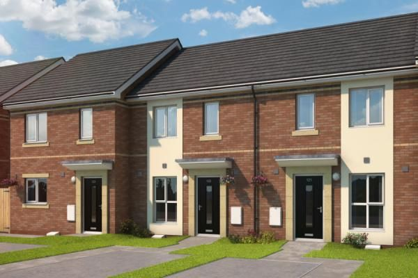 "Thumbnail Property for sale in ""The Normanby At The Parks Phase 4"" at Reedmace Road, Anfield, Liverpool"