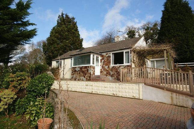 Thumbnail Bungalow for sale in Lostwithiel Road, Bodmin