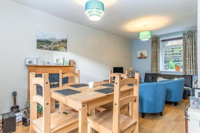Lounge Diner of Church Street, Blaenau Ffestiniog, Gwynedd LL41