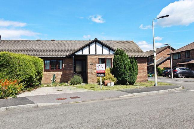 Thumbnail Bungalow for sale in Cottesmore Way, Cross Inn, Pontyclun, Rhondda, Cynon, Taff.