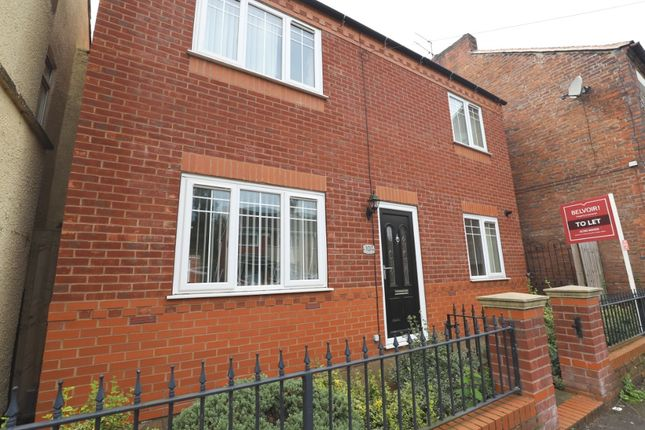 Thumbnail Detached house to rent in Newcastle Street, Silverdale