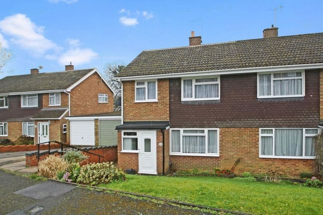 Thumbnail Semi-detached house for sale in South View, Downley, High Wycombe