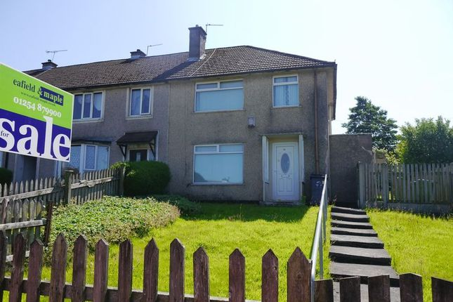Thumbnail Semi-detached house for sale in Worston Close, Oswaldtwistle, Accrington