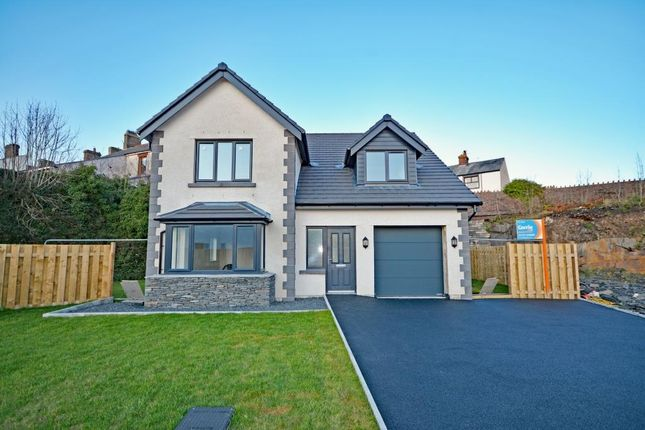 Thumbnail Detached house for sale in Bay View Close, Millom