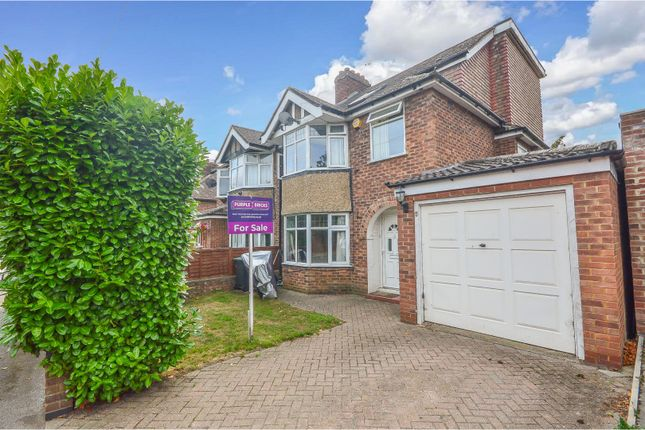 Thumbnail Semi-detached house for sale in Hill Rise, Bedford