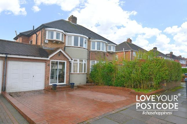 3 bed semi-detached house for sale in Osmaston Road, Harborne